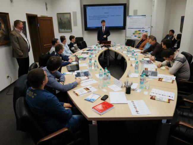 Конференция со специалистами ОМК «Современные подходы в построении систем класса MES на промышленных предприятиях»