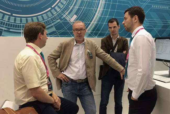 Siemens подтвердил квалификацию ЗАО КонсОМ СКС