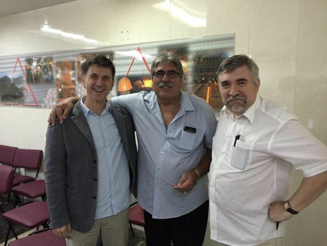 Куба: переговоры по этапам реконструкции завода