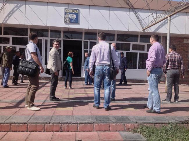 Узбекистан ввод в промышленную эксплуатацию автоматизированной информационной системы центрального диспетчерского контроля