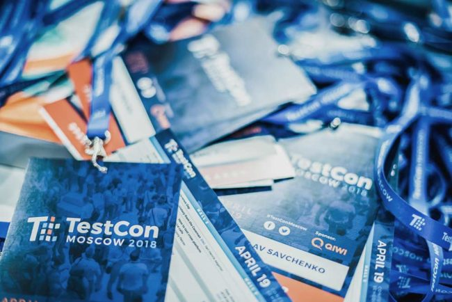 KONSOM GROUP takes part in TestCon Moscow 2018
