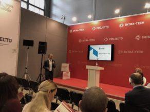 КОНСОМ ГРУПП представил свое видение Industry 4.0 на INTRA-TECH