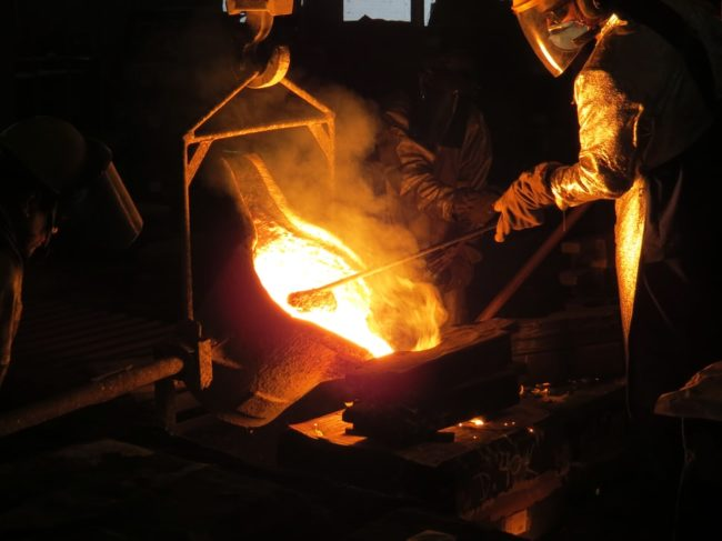 REVAMPING OF THE CONTINUOUS CASTING MACHINE NO. 1 AT PJSC «SEVERSTAL»